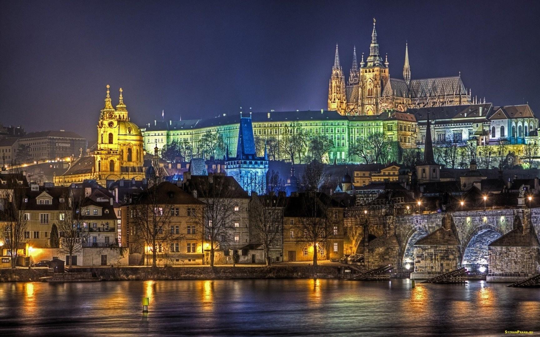 Krakiv-night-city